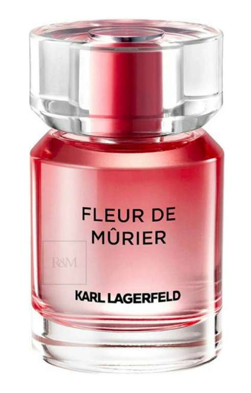 Karl Lagerfeld -  Fleur de Murier (EdP) in 50 ml für 17,40€ inkl. Versand (statt 22€)