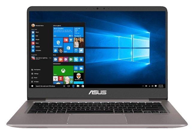 """ASUS UX3410UF-GV181T - 14"""" Notebook mit i7, 8GB RAM + 256GB SSD für 689€"""