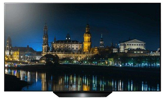 LG OLED55B97LA OLED TV (55 Zoll/139 cm, UHD 4K, SMART TV, webOS) für 1077€ inkl. Versand
