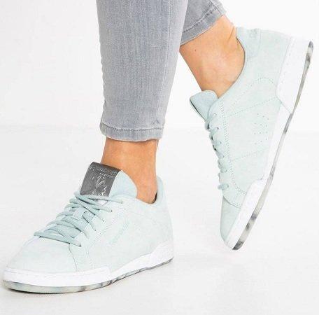 "Reebok Classics Damen Sneaker ""NPC II NE MET"" in Minzgrün für 29,44€ inkl. VSK"