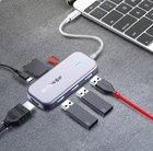 BlitzWolf - 7 Port USB C Hub mit 4K HDMI Anschluss für 20,99€ inkl. VSK