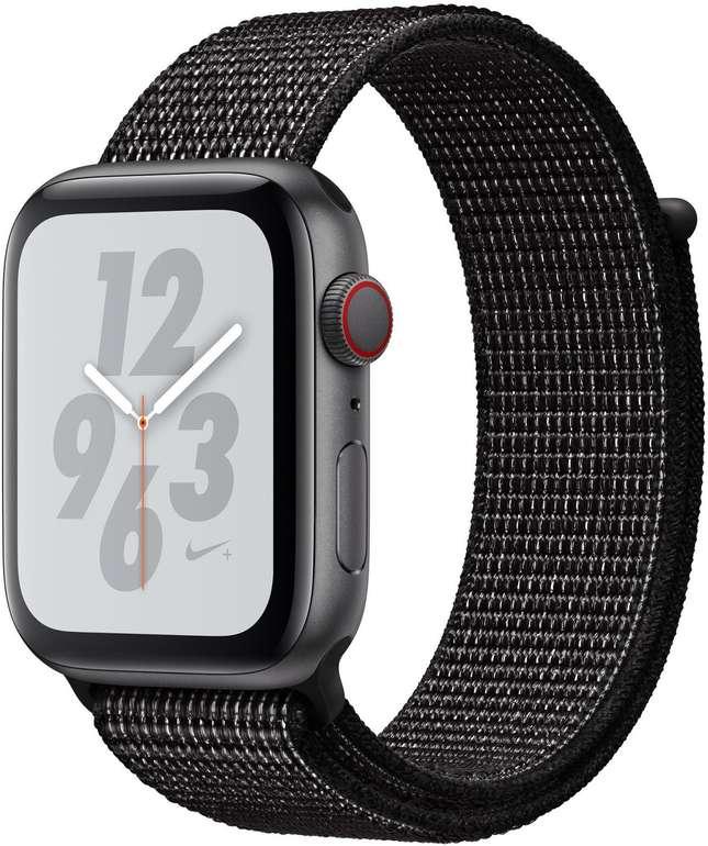Apple Watch Series 4 Nike+ (GPS + Cellular) 40mm für 399€ (statt 453€)