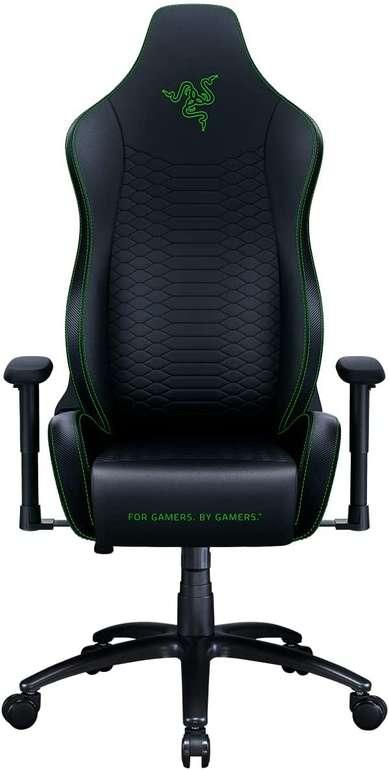Razer Iskur X Gaming Stuhl in Schwarz/Grün für 389€ inkl. Versand (statt 419€) - Newsletter!