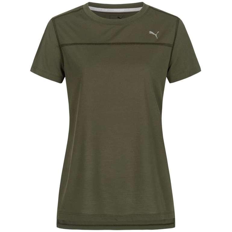 Puma Ignite Damen Sport Shirt für je 3,33€ zzgl. 3,95€ Versand (statt 17€)