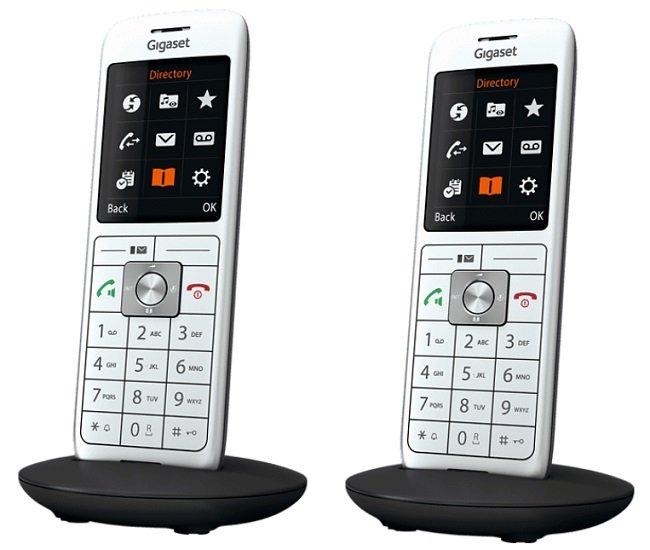 Doppelpack Gigaset CL660HX Mobilteil (Fritz!Box kompatibel) für 50,99€ inkl. Versand (statt 88€)