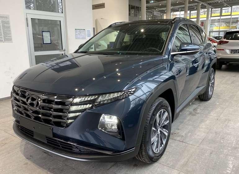 Gewerbeleasing: Hyundai Tucson 1.6 T-GDI mit 265 PS für 83,19€ mtl. (BAFA, LF: 0.23, Überführung: 895€)
