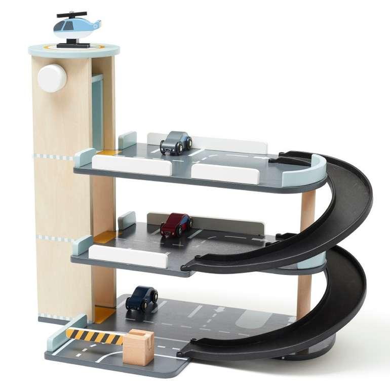 Kids Concept Parkhaus Aiden für 79,99€ inkl. Versand (statt 100€)