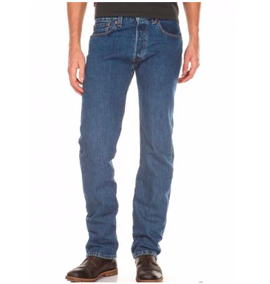 Jeans Direct Sale mit bis -70% + 14% Extra Rabatt, z.B.  Levi's 501 Hose 60,16€