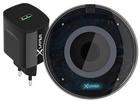 XLayer Discover 10W Qi Wireless Ladegerät inkl. Schnellladestecker für 16,98€