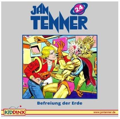 Jan Tenner - Befreiung der Erde (Hörspiel des Monats) kostenlos anhören