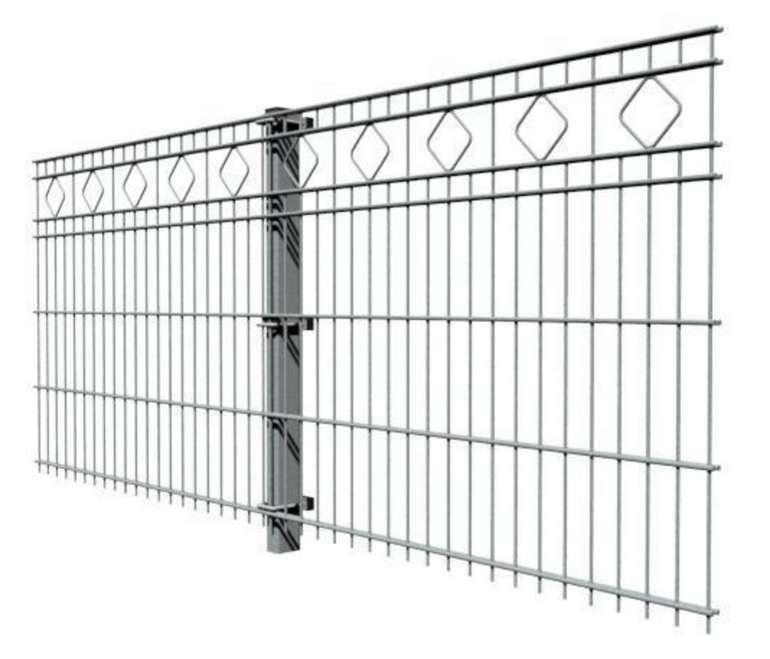 Zaun-Idee mit bis zu -21% Rabatt auf alle Produkte im Onlineshop - z.B 35 Meter lang (1200 mm hoch) für 1.863,69€