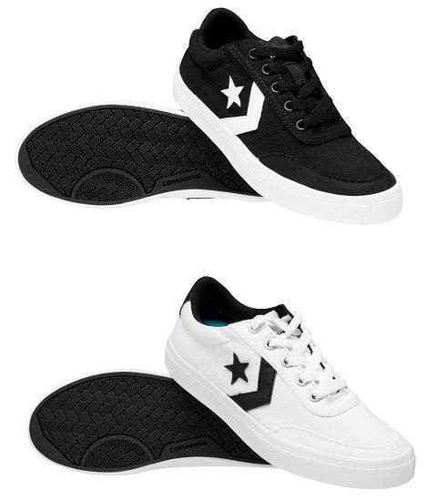 Converse Courtland Ox Kinder Sneaker für 31,94€ (statt 40€)