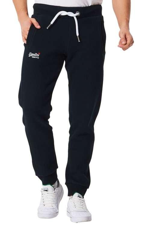 Superdry Jogginghose mit Gummizugbund für 63,99€ inkl. Versand (statt 80€)