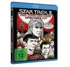 Star Trek 2 - Der Zorn des Khan Director's Cut [Blu-ray] für 4,76€ inkl. Versand