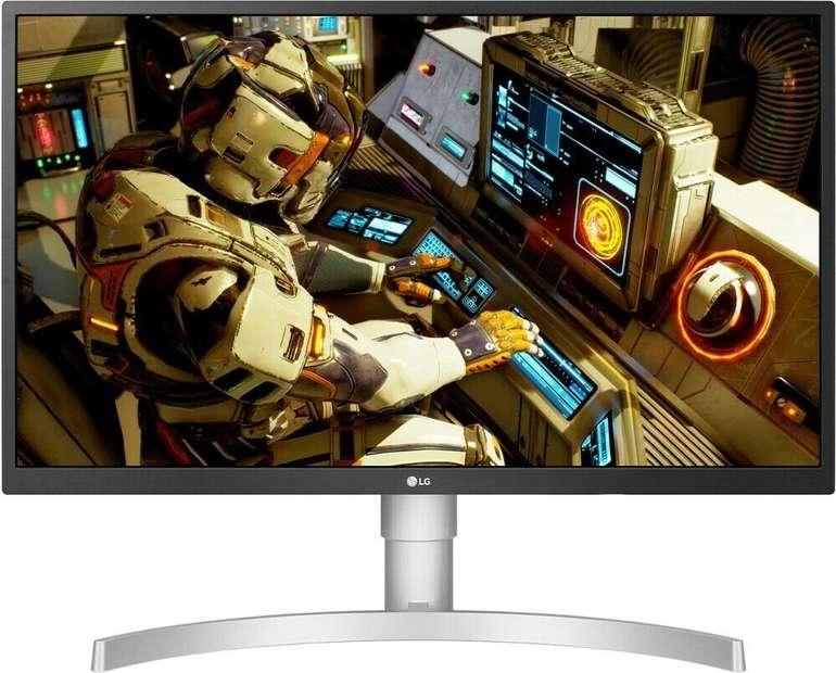"""LG Monitor """"27UL550-W"""" mit 27 Zoll TFT-Display (Ultra HD, 60 Hz) für 261,18€ inkl. Versand (statt 284€)"""