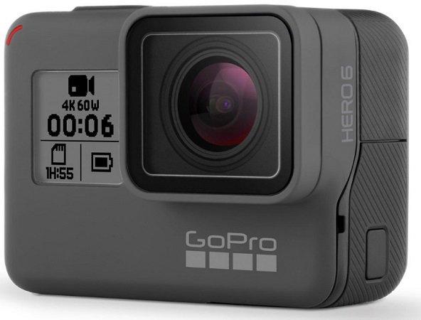 GoPro Hero6 Black Actioncam für 159,99€ inkl. VSK (statt 220€) - Refurbished