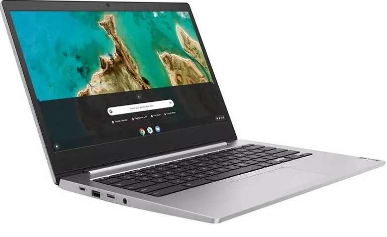 Lenovo IdeaPad 3, Chromebook (14 Zoll Display, Intel Prozessor mit bis zu 2,8 GHz, 4 GB RAM)  229€ inkl. Versand (statt 280€)
