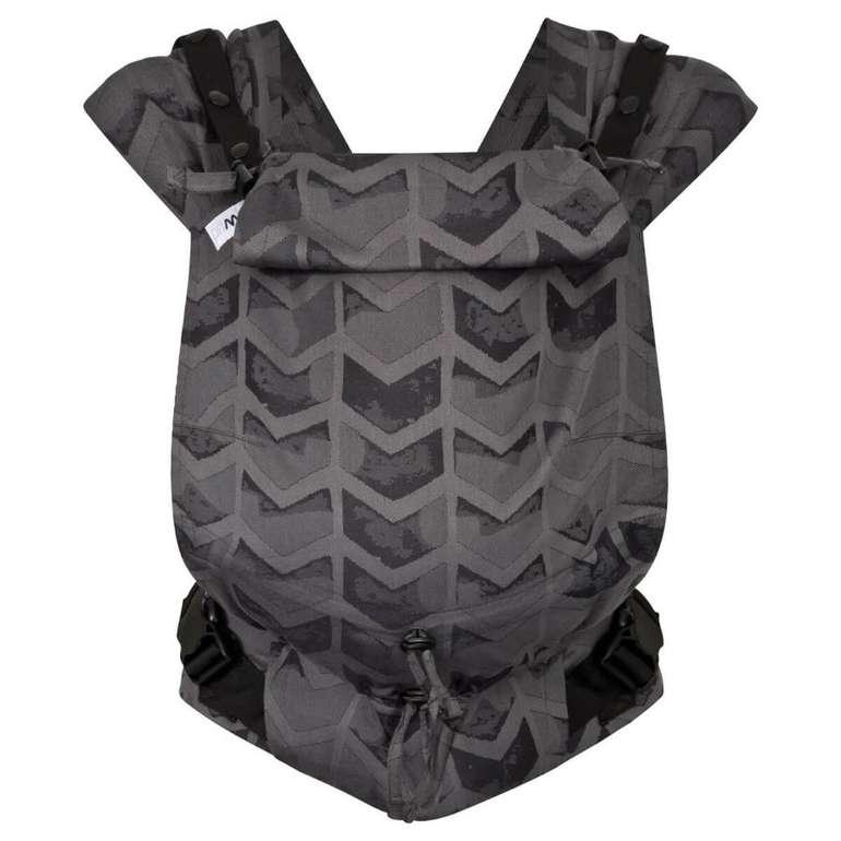 Hoppediz Neugeborenen Babytrage Primeo Jacquard Amsterdam Black für 68,24€ (statt 100€)