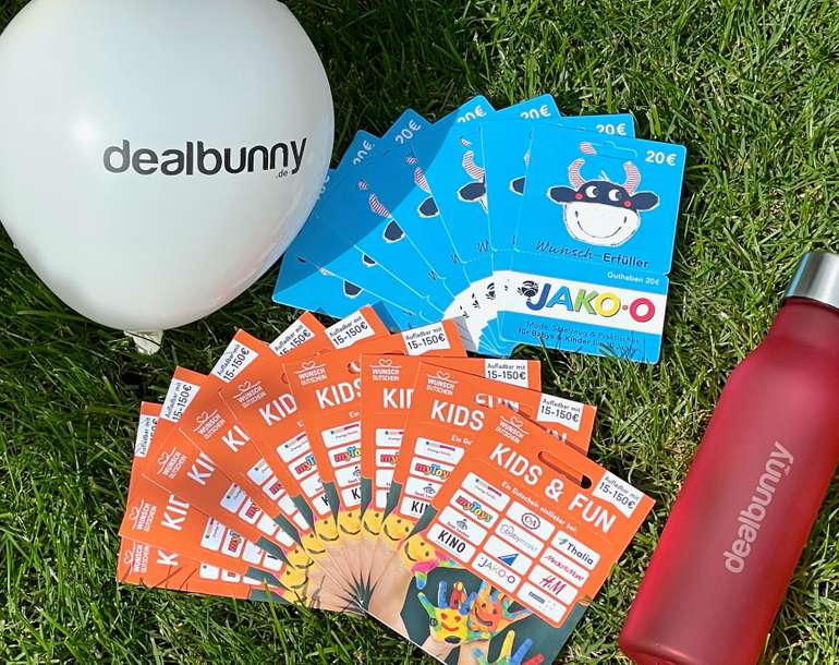 Die Gewinner: Umfrage & Gewinnspiel: Wir verlosen 16 x 20€ Gutscheine für Eltern