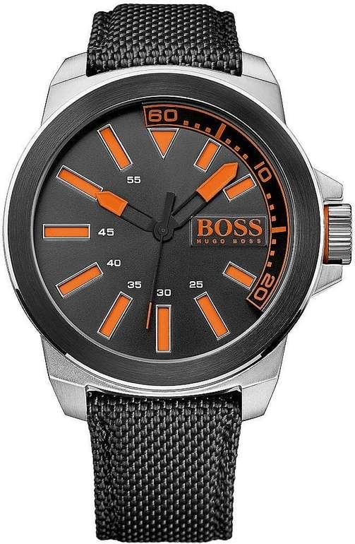"""20% auf Uhren und Schmuck bei Galeria.de, z.B Boss Orange Watches Herrenuhr New York """"1513116"""" für 68,94€ (statt 80€)"""