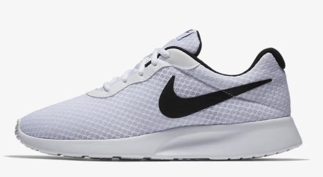 Nike Tanjun Herren Sneaker für je 36,38€ inkl. Versand (statt 50€) - Nike Membership!