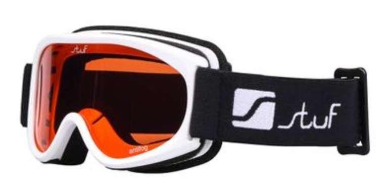 Stuf Cubie Jr. - Kinder Ski/Snowboard Brille (+ Laufgürtel als Füllartikel) für 13,99€ inkl. Versand (statt 19€)