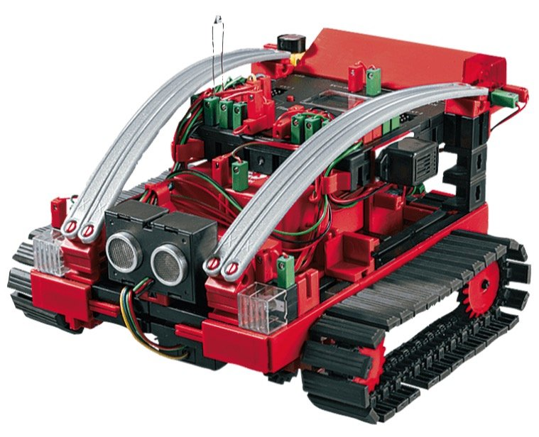 Fischertechnik (508778) Robo TX Explorer für 110€ inkl. Versand