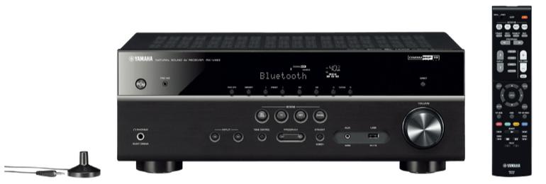 Yamaha RX-V483 - 5.1 Kanal Receiver für 299€ inkl. Versand (statt 350€)