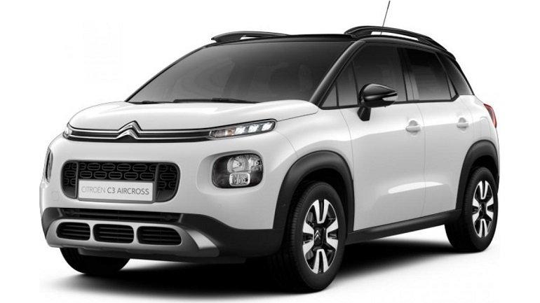 Citroën C3 Aircross Pure Tech 130 für 71,42€ Netto mtl. im Gewerbeleasing - LF: 0.31