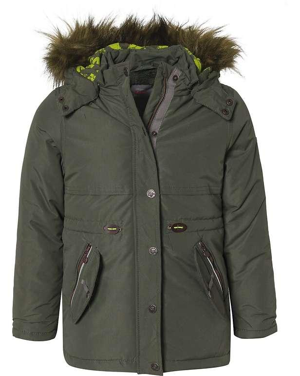 myToys: 20% Extra-Rabatt auf Jacken & Mäntel für Kinder, z.B. Kanz Mädchen Parka für 27,74€