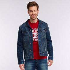 20% Rabatt auf alle Jacken & Jeans im Mustang Store, z.B. Herren Jacke ab 63,94€