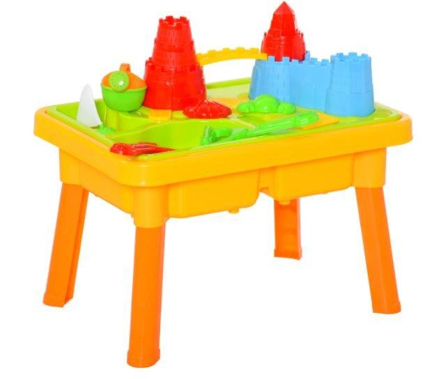 Homcom Kinder Sandspielzeug mit Burgthema für 27,90€ inkl. Versand (statt 33€)
