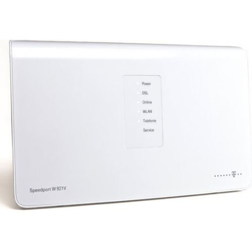 Telekom W921V Speedport VDSL Router für 17,90€ inkl. Versand (refurbished)
