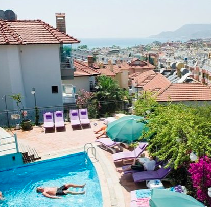 Türkei Reise Schnäppchen: 21 Tage Alanya im 4* Hotel + Flug & Transfer ab 114€