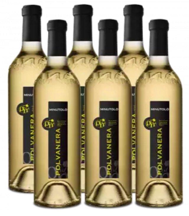 6er Weißwein-Paket: Polvanera Minutolo Bianco IGT Puglia (BIO 2019) für 33,30€ (statt 58€) + Treedom Baum-Patenschaft