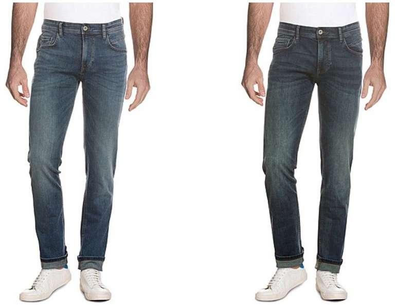 """Camel Active Herren Stretch-Jeanshose """"Houston"""" (Straight Fit in verschiedenen Farben) für je 39,99€"""