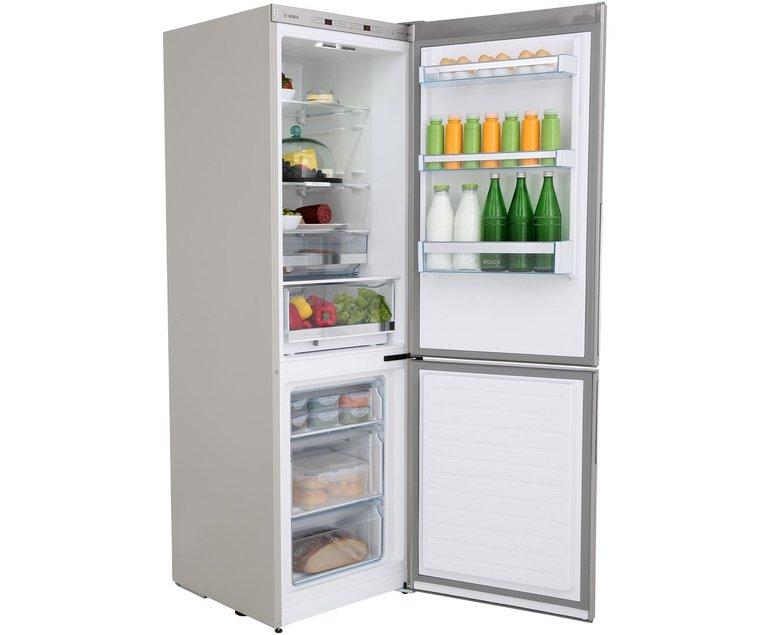Bosch Kühlschrank Gefrierkombination : Bosch kge dl kühl gefrierkombination mit lowfrost und bigboxu