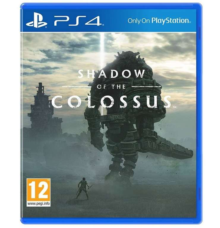 Konsolenschnäppchen: Shadow of the Colossus (PS4) für 16,98€ inkl. Versand (statt 20€)