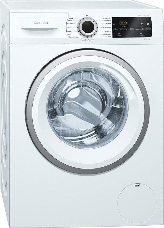 Constructa CWF14W42 Waschmaschine (9KG, A+++, XXL Display) für 399€