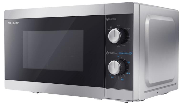 Sharp YC-MG01ES 800 Watt Mikrowelle für 44,99€ (statt 60€) - Masterpass!