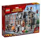 Lego Set Marvel Super Heroes (76108) - Sanctum Sanctorum für 84,99€ inkl. VSK