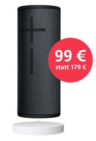 UE Boom 3 Ultimate Ears + Power UP Station für 103,99€ inkl. VSK (statt 125,99€)