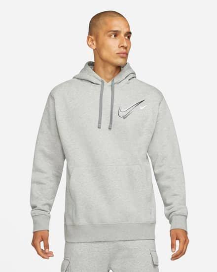 Nike Sportswear Court Fleece-Hoodie in vers. Farben zu je 43,97€ inkl. Versand (statt 55€)