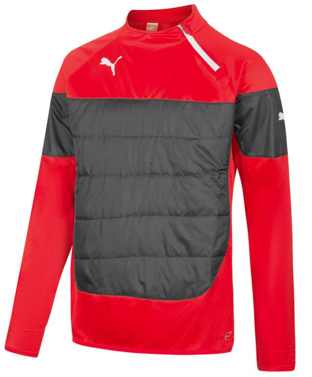 Puma Indomitable Padded Herren Sweatshirt in 3 vers. Farben zu je 22,94€ inkl. Versand (statt 30€)