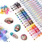 MayBeau wasserfeste Acrylstifte (18 Stück) für 11,87€ inkl. Prime Versand (statt 22€)