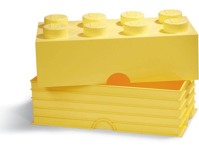 Lego Aufbewahrungsstein 2