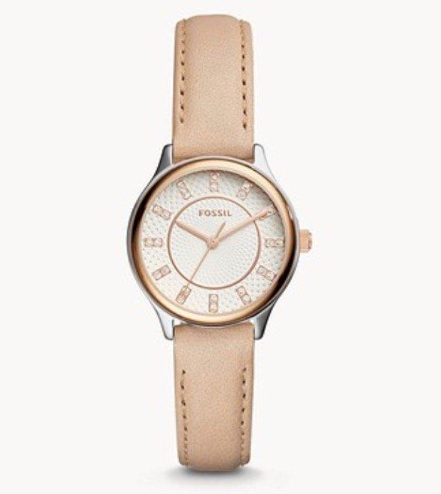 """Fossil BQ1576 Damenuhr """"Modern Sophisticate"""" mit Lederarmband für 38€ inkl. Versand (statt 60€)"""