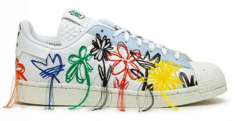 Adidas Superstar Sean Wotherspoon Superearth Sneaker für 103,96€ inkl. Versand (statt 130€) - 44,45!