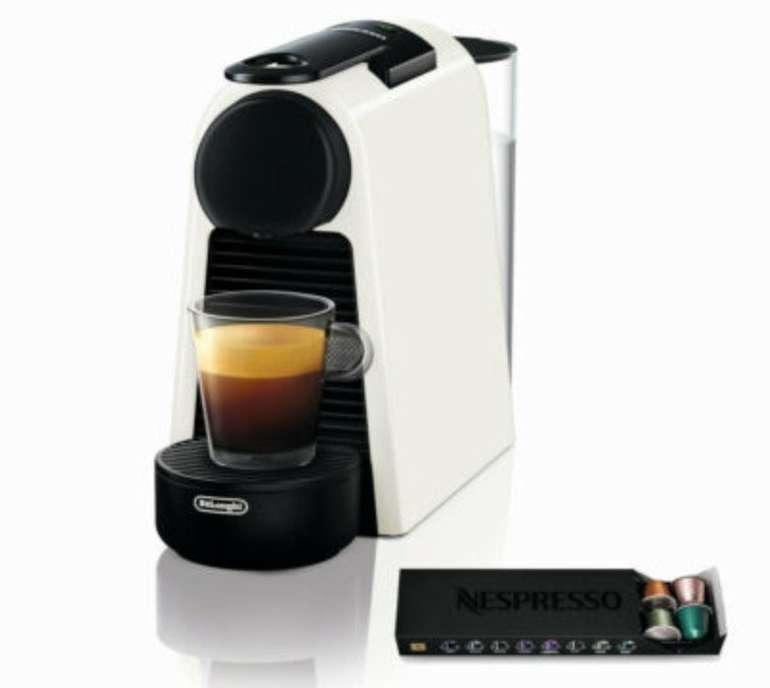 DeLonghi Essenza Mini EN85 - Nespresso Kapselmaschine + 14 Kaffeekapseln für 53,10€ (statt 73€)