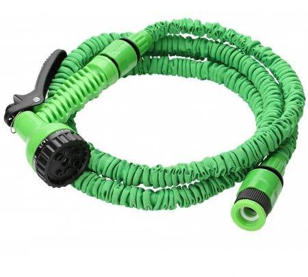 WIS flexibler Gartenschlauch mit Gartenbrause (versch. Längen) ab 7,69€